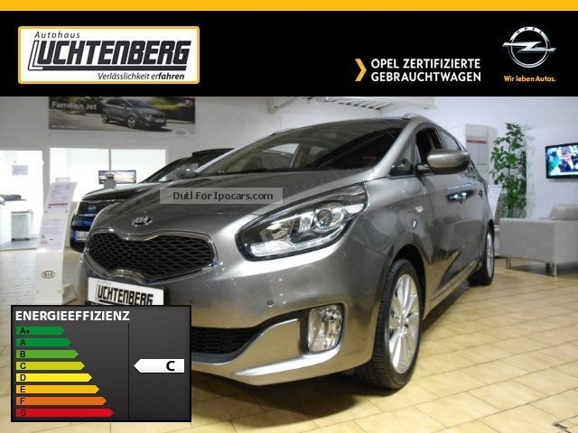 2012 Kia  Carens 1.6 dream team climate control Heated seats Saloon New vehicle photo