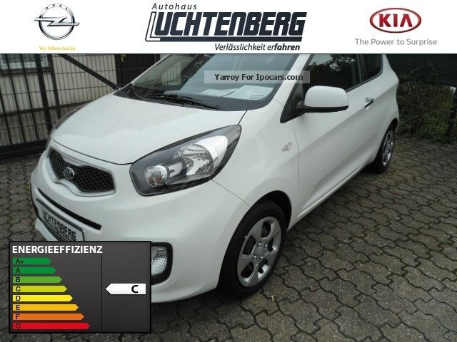 2014 Kia  Picanto 1.0 Edition 7 Air conditioning Electric Fe Saloon Used vehicle photo