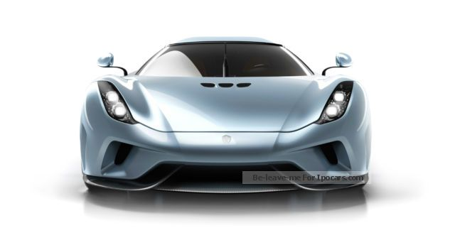 2012 Konigsegg  Königsegg Regera - From Koenigsegg UK Cabriolet / Roadster New vehicle photo