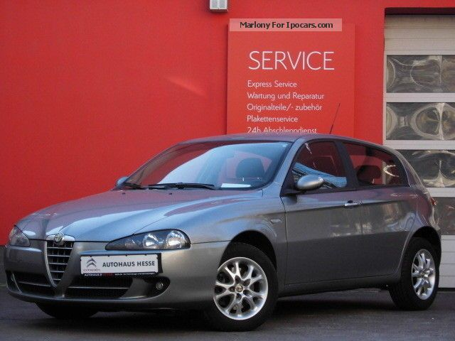 2012 Alfa Romeo  147 1.9 JTD M-Jet DPF * Progression * air * PDC * Saloon Used vehicle( Accident-free) photo