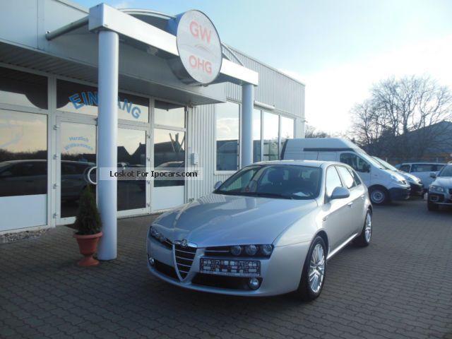 2010 Alfa Romeo  159 Sportwagon 1.8 TBI 16V Turismo * Navi * 6-gang * Estate Car Used vehicle photo