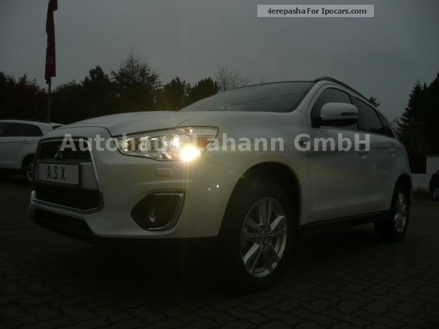 2014 Mitsubishi  ASX 2.2 DI-D 4WD Aut. Intense / Xenon / camera / Off-road Vehicle/Pickup Truck Used vehicle ( Accident-free ) photo