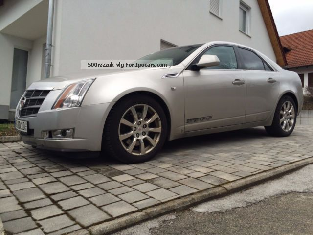 ... Cadillac CTS 3.6 V6 Automatic AWD Sports Car Geiger 2008 Used Vehicle (  Accident Free