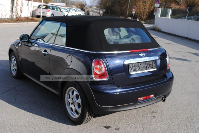 2013 mini cooper convertible car photo and specs. Black Bedroom Furniture Sets. Home Design Ideas