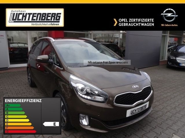 2012 Kia  Carens 1.7 CRDI 7 seater Spirit AT climate automation Saloon New vehicle photo