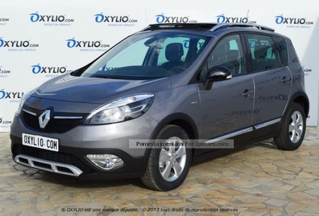 2015 renault scenic iii 1 6 dci 130 xmod bose car photo and specs. Black Bedroom Furniture Sets. Home Design Ideas
