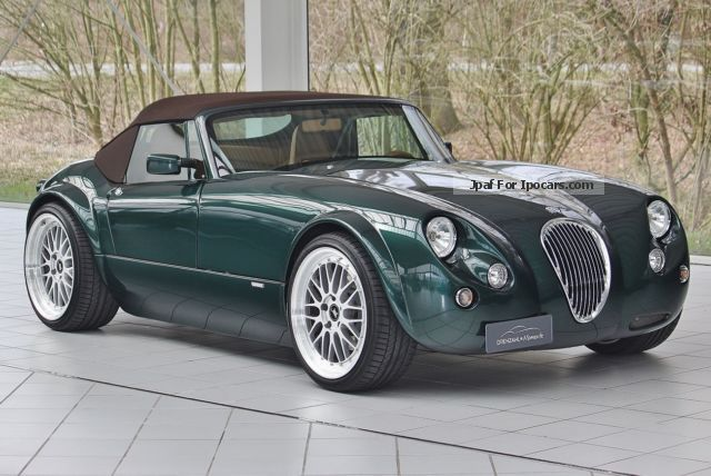 Wiesmann  Roadster MF 3 // // British Racing Green as new! 2011 Race Cars photo