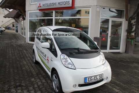 Mitsubishi  Electric Vehicle (i-MiEV) Air 5 years warranty 2014 Electric Cars photo