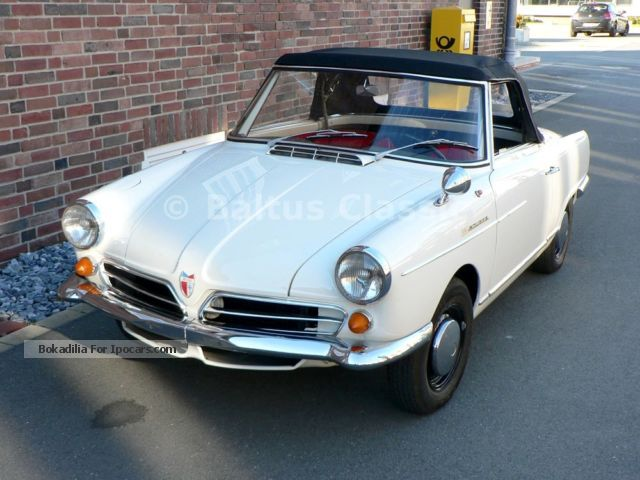NSU  Wankel Spider *** rare *** 1967 Vintage, Classic and Old Cars photo