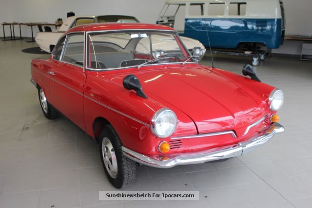 NSU  Sport Prinz 1966 Vintage, Classic and Old Cars photo