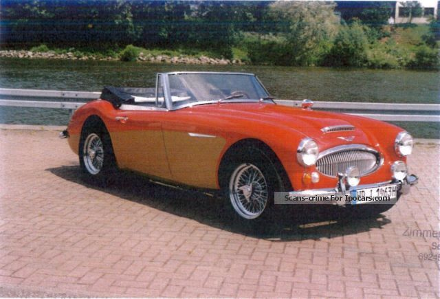 1964 Austin Healey  3000 MK II Cabriolet / Roadster Used vehicle ( Accident-free ) photo