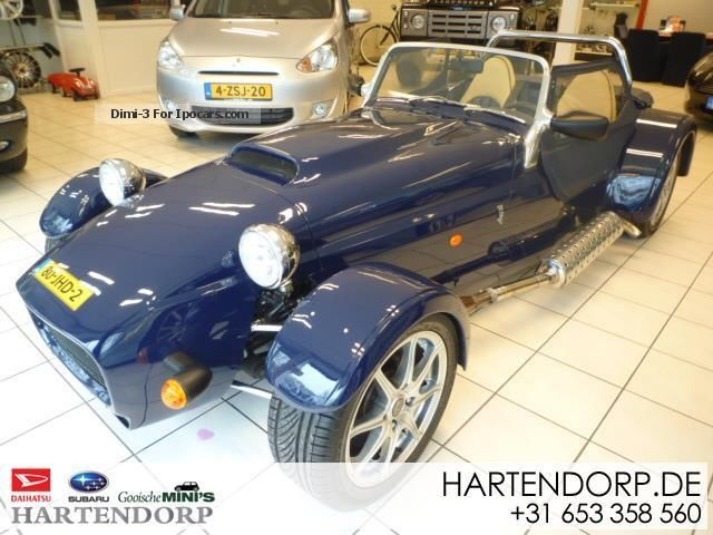 2009 Westfield  Other WESTFIELD 1.8 SPORT Cabriolet / Roadster Used vehicle ( Accident-free ) photo