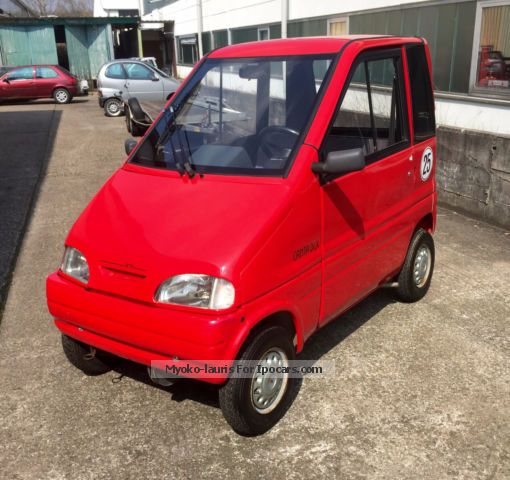 2002 Aixam  Canta wheelchairs free driving 25km / h Other Used vehicle ( Accident-free ) photo