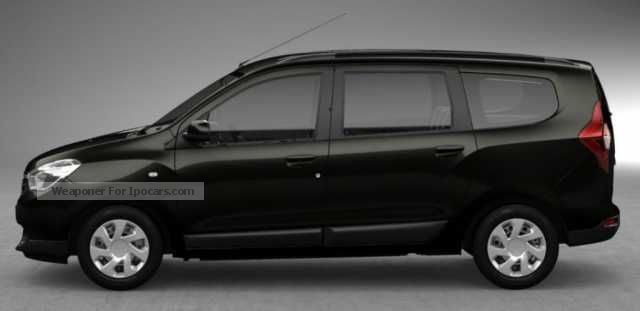 2015 dacia lodgy tce 115 laureate sd car photo and specs. Black Bedroom Furniture Sets. Home Design Ideas