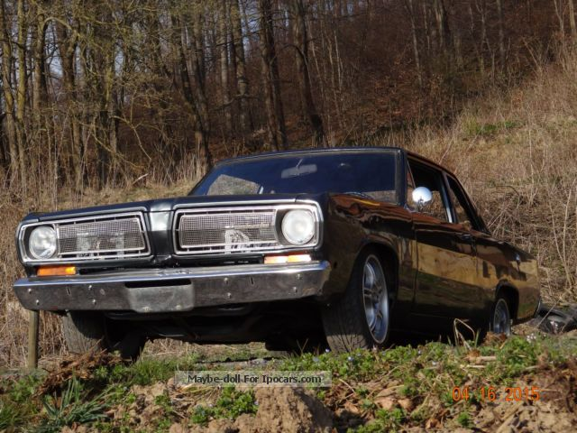 Plymouth  Valiant 1968 1968 Vintage, Classic and Old Cars photo