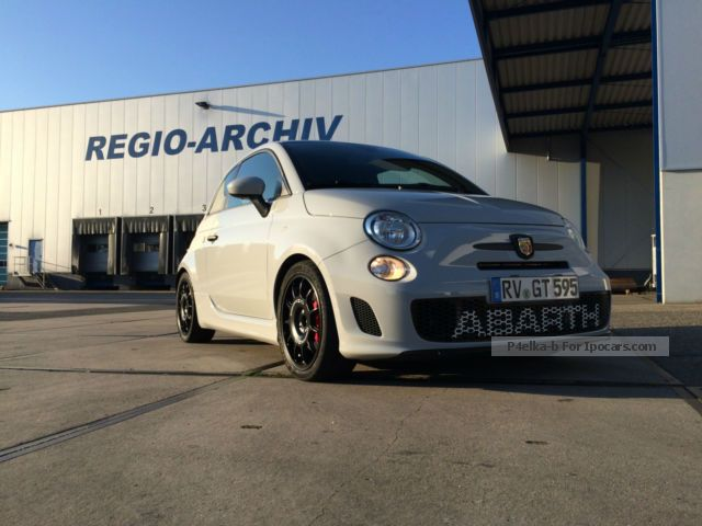 2014 Abarth  500 G-TECH 200 EVO Small Car Used vehicle ( Accident-free ) photo