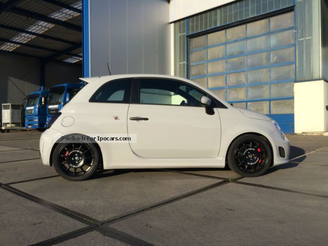 2014 abarth 500 g tech 200 evo car photo and specs. Black Bedroom Furniture Sets. Home Design Ideas