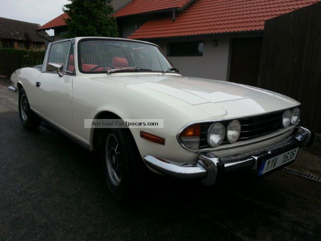 Triumph  Stag V8 1977 Vintage, Classic and Old Cars photo