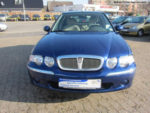 2002 rover 45 1 8 charm air conditioning 93500km car. Black Bedroom Furniture Sets. Home Design Ideas