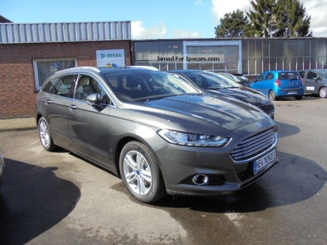 2012 Ford  Mondeo Titanium Turn.neues Mod., 5 years warranty Estate Car New vehicle photo