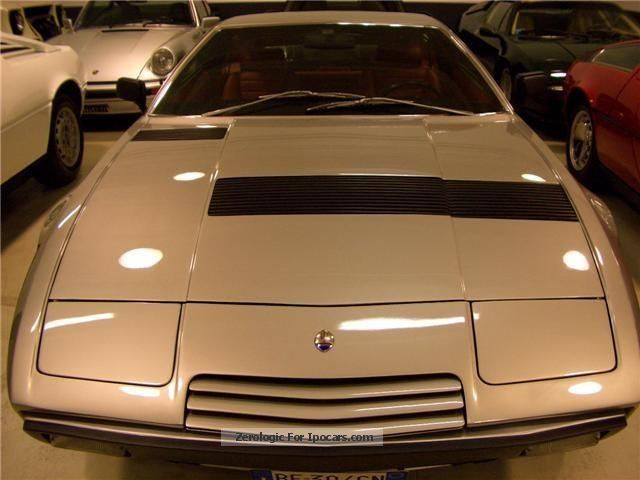 Maserati  Ghibli Khamsin 4.9 1977 Vintage, Classic and Old Cars photo
