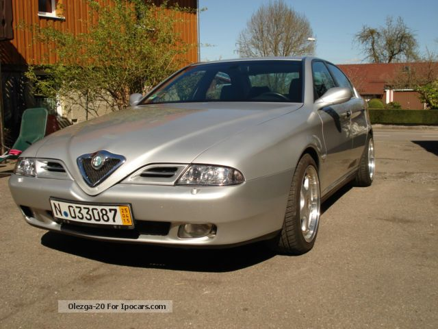 2002 Alfa Romeo  166 3.0 V6 24V FULL Xenon Navi Leather MFL Saloon Used vehicle photo