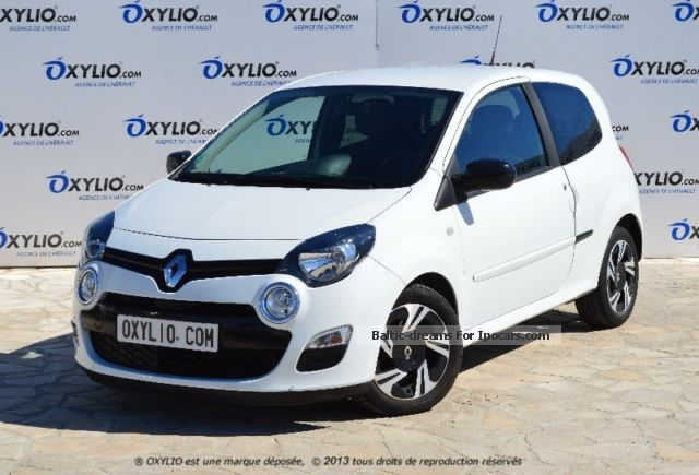 2012 renault twingo ii diesel 1 5 dci 85 dynamique eco2 car photo and specs. Black Bedroom Furniture Sets. Home Design Ideas