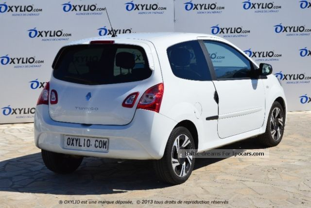 2012 renault twingo ii diesel 1 5 dci 85 dynamique eco2. Black Bedroom Furniture Sets. Home Design Ideas