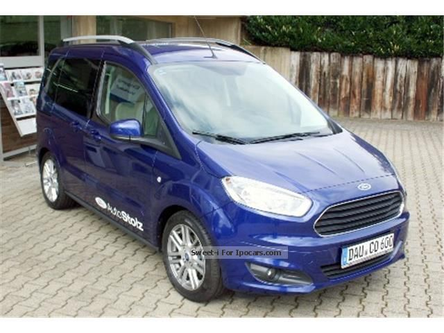 2014 ford tourneo courier titanium 1 0 ecoboost r ckfahrka. Black Bedroom Furniture Sets. Home Design Ideas