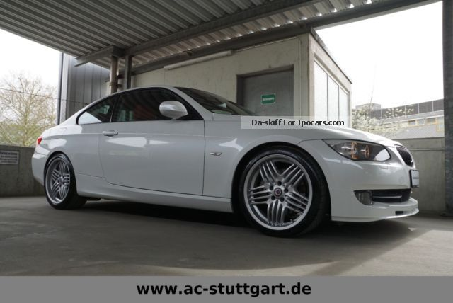 2012 Alpina  ALPINA D3 Bi-Turbo Coupe INDIVIDUAL NAVI-LEATHER-19 \u0026 quot; CUSTOMS Sports Car/Coupe Used vehicle photo
