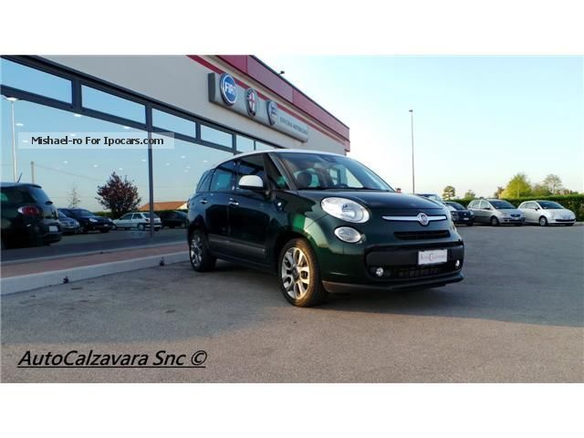 2014 Fiat  500L 500 Living 1.6 Multijet 105 CV Lounge / VER Saloon Used vehicle photo
