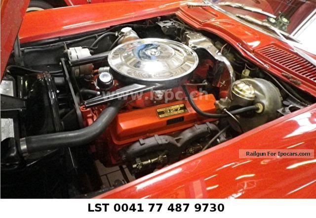 1963 Corvette 1963 Convertible Hardtop 327 48900 T1