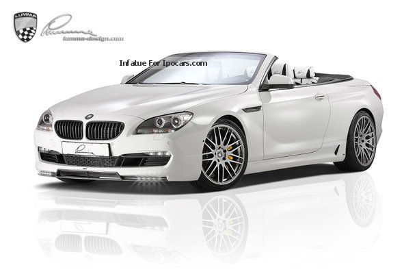 BMW  LUMMA CLR 600 TUNING 650i Convertible GT 2012 Tuning Cars photo