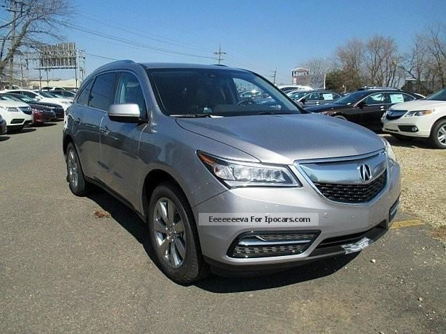 2014 Acura  MDX SH-AWD 2015 u. Technology Package Off-road Vehicle/Pickup Truck Used vehicle photo