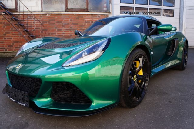 Lotus  Exige S V6, no accidents! No race track! Top !! 2013 Race Cars photo