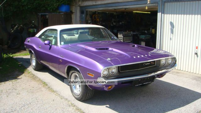 Dodge  Challenger 1970 Vintage, Classic and Old Cars photo