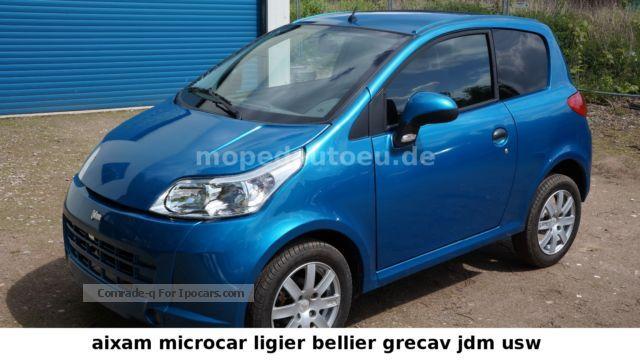 2009 microcar jdm aloes moped car 45 km h ligier car. Black Bedroom Furniture Sets. Home Design Ideas