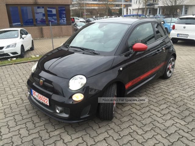 2015 Abarth  595 Competizione Small Car Used vehicle photo