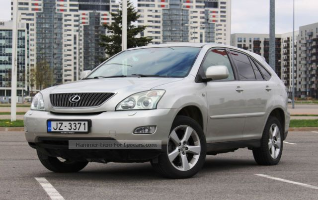 2009 Lexus  RX 300 Aut, LPG gas, BRC, EXCELLENT CONDITION! Off-road Vehicle/Pickup Truck Used vehicle photo