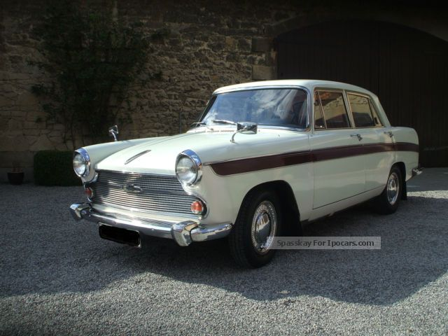 1962 Austin  Cambridge A60 de Luxe LHD! ! ! Saloon Used vehicle photo