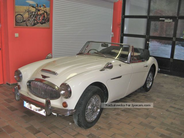 Austin Healey  MK3 BJ 8 1964 Vintage, Classic and Old Cars photo