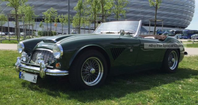 Austin Healey  3000 Mark 1 BT7 V8 1959 Vintage, Classic and Old Cars photo