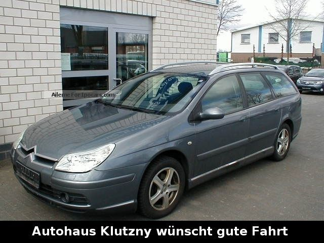 2005 citroen c5 kombi hdi 135 ahk 6 speed uvm car photo and specs. Black Bedroom Furniture Sets. Home Design Ideas