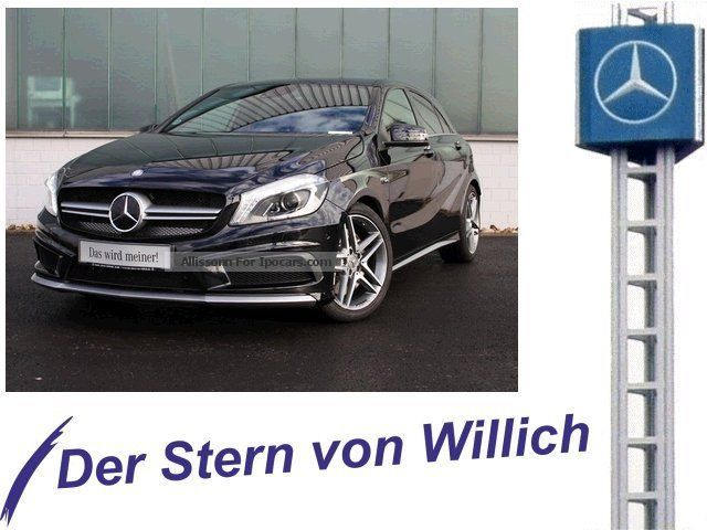 2013 Mercedes-Benz  A 45 AMG 4M * Comand * ILS * PTS * Mirror package * SHZ * Saloon Used vehicle photo