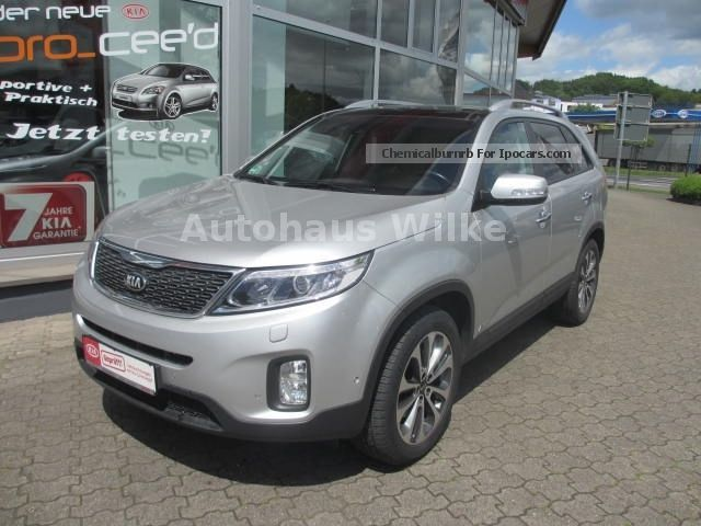 2013 kia sorento 2 2 crdi awd aut spirit car photo and. Black Bedroom Furniture Sets. Home Design Ideas