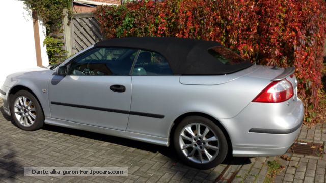 2005 Saab  9-3 1.8 T Convertible Vector Hirsch Performance Aero Cabriolet / Roadster Used vehicle( Accident-free) photo