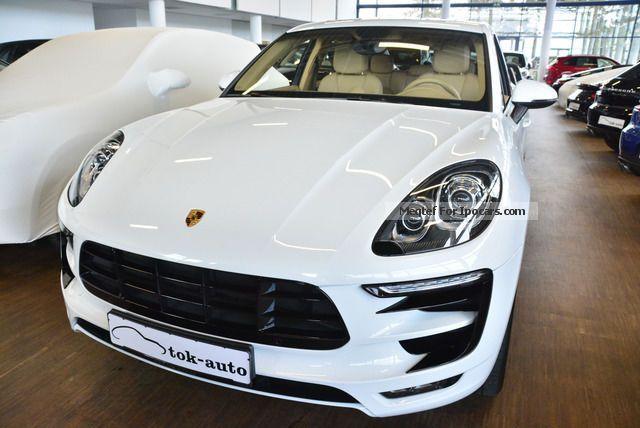2012 Porsche Macan S Diesel 21classic Sportdesign Pak Pano