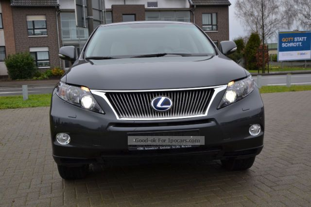 Lexus  RX 450h (hybrid) Executive * * Rückfahrk 2011 Hybrid Cars photo