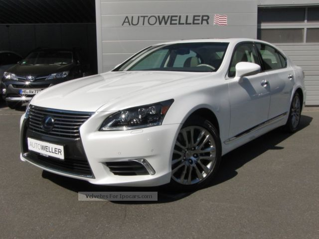 2013 Lexus  LS 600h L Wellness Line Saloon Used vehicle ( Accident-free ) photo