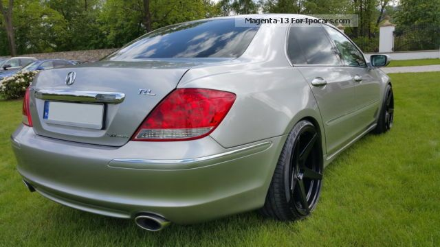 2007 Acura  RL A-SPEC 2008 model facelift AWD 320PS FULL !! Saloon Used vehicle ( Accident-free ) photo